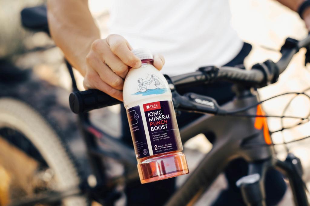 PEAK Hydrate brand case study